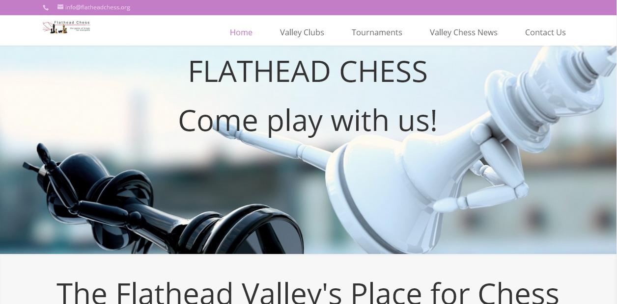Flathead Chess site